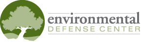 Environmental Defense Center logo