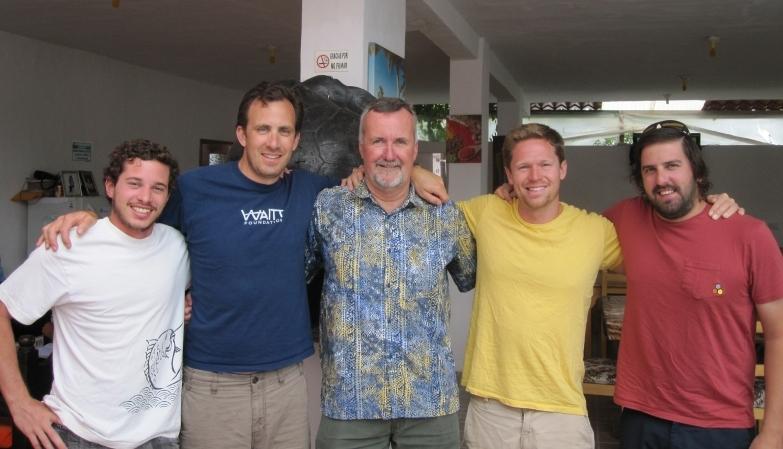 LAFF Advisors in Galapagos