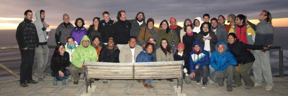 Group photo of workshop participants