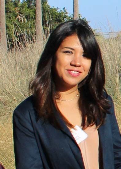 Jade Sainz' portrait